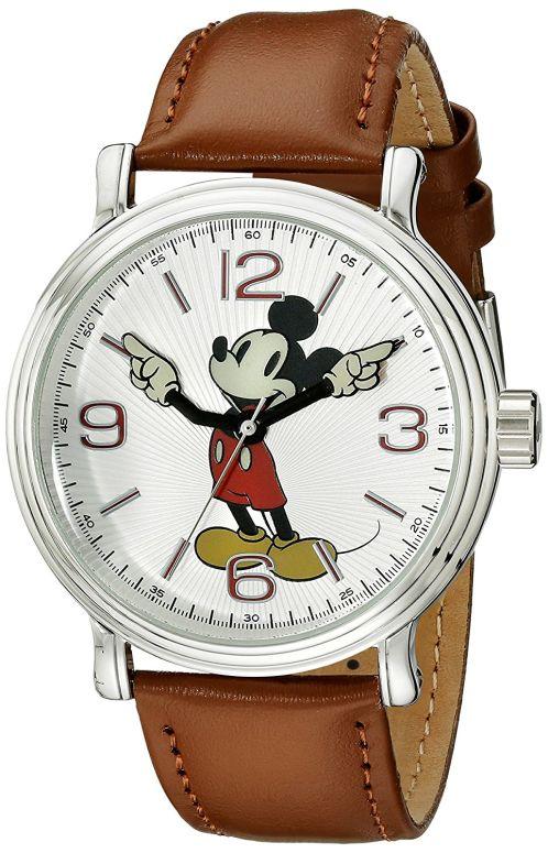 ディズニー Disney 男性用 腕時計 メンズ ウォッチ ホワイト W001852 送料無料 【並行輸入品】