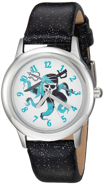 ディズニー Disney 子供用 腕時計 キッズ ウォッチ ホワイト WDS000366 送料無料 【並行輸入品】