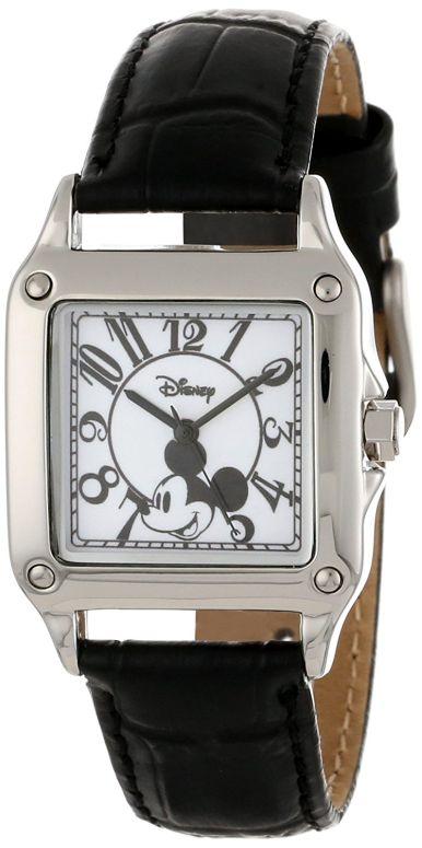 ディズニー Disney 女性用 腕時計 レディース ウォッチ ホワイト W000464 送料無料 【並行輸入品】