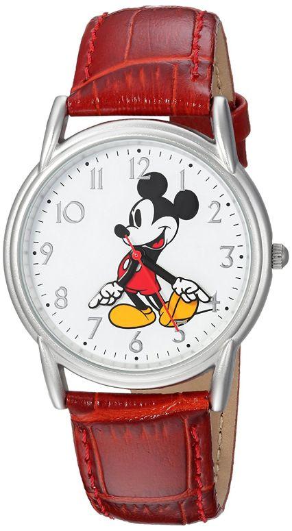 ディズニー Disney 男性用 腕時計 メンズ ウォッチ ホワイト WDS000402 送料無料 【並行輸入品】