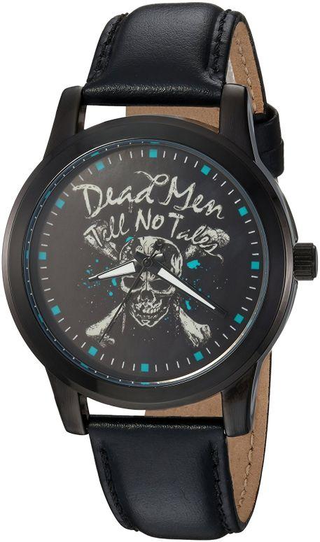 ディズニー Disney 男性用 腕時計 メンズ ウォッチ ブラック WDS000376 送料無料 【並行輸入品】