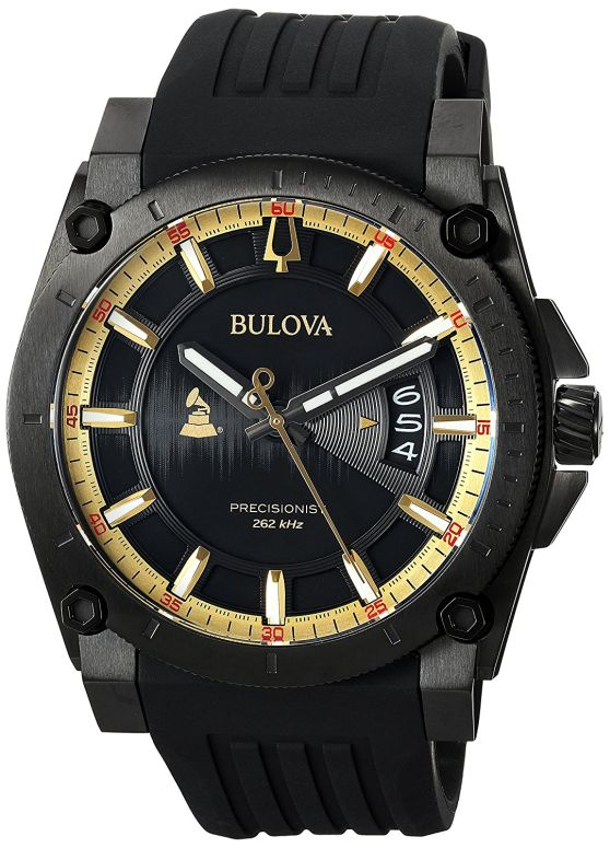 ブローバ Bulova 男性用 腕時計 メンズ ウォッチ ブラック 98B294 送料無料 【並行輸入品】
