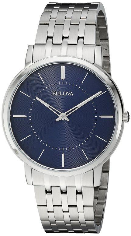 ブローバ Bulova 男性用 腕時計 メンズ ウォッチ ブルー 96A188 送料無料 【並行輸入品】