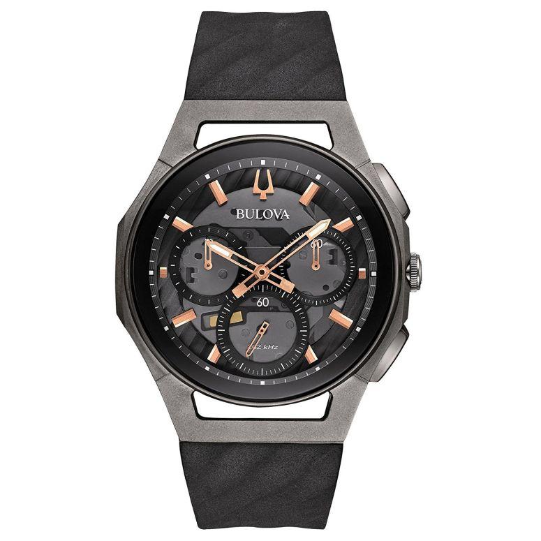 ブローバ Bulova 男性用 腕時計 メンズ ウォッチ グレー 98A162 送料無料 【並行輸入品】