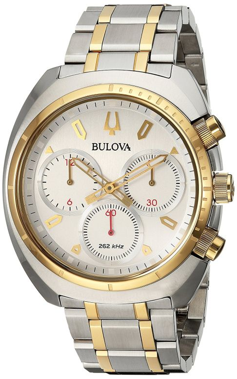 ブローバ Bulova 男性用 腕時計 メンズ ウォッチ シルバー 98A157 送料無料 【並行輸入品】