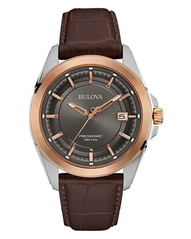 ブローバ Bulova 男性用 腕時計 メンズ ウォッチ グレー 98B267 送料無料 【並行輸入品】