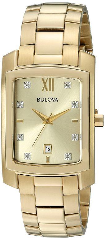 ブローバ Bulova 男性用 腕時計 メンズ ウォッチ シャンパン 97D107 送料無料 【並行輸入品】