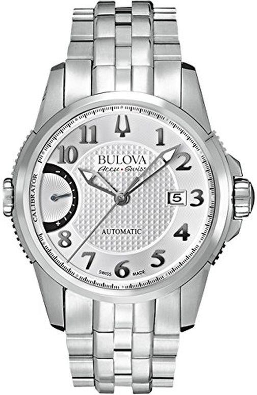 ブローバ Bulova 男性用 腕時計 メンズ ウォッチ シルバー 63B172 送料無料 【並行輸入品】