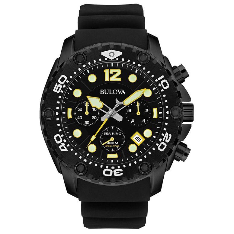 ブローバ Bulova 男性用 腕時計 メンズ ウォッチ ブラック 98B243 送料無料 【並行輸入品】