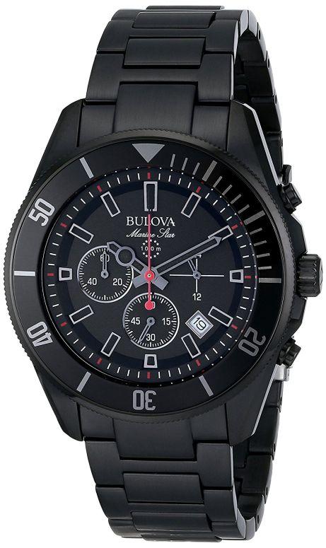ブローバ Bulova 男性用 腕時計 メンズ ウォッチ ブラック 98B231 送料無料 【並行輸入品】