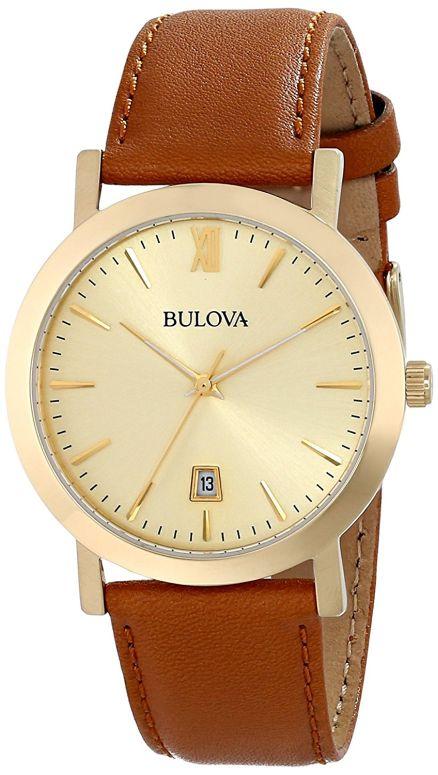 ブローバ Bulova 男性用 腕時計 メンズ ウォッチ シャンパン 97B135 送料無料 【並行輸入品】