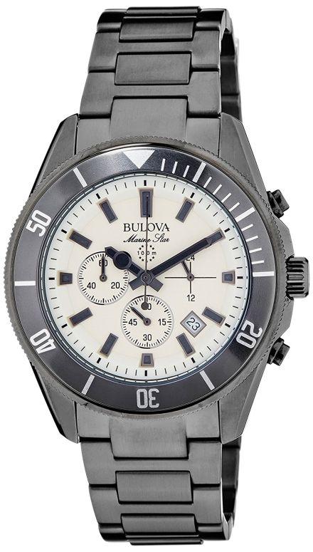 ブローバ Bulova 男性用 腕時計 メンズ ウォッチ ベージュ 98B205 送料無料 【並行輸入品】