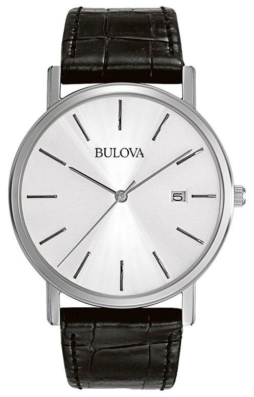 ブローバ Bulova 男性用 腕時計 メンズ ウォッチ シルバー 96B104 送料無料 【並行輸入品】