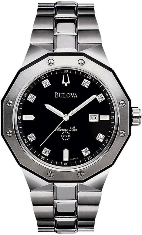 ブローバ Bulova 男性用 腕時計 メンズ ウォッチ ブラック 98D103 送料無料 【並行輸入品】