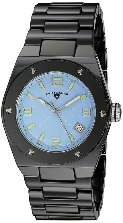 スイスレジェンド Swiss Legend 女性用 腕時計 レディース ウォッチ ブルー 10054-BKBLTSA 送料無料 【並行輸入品】