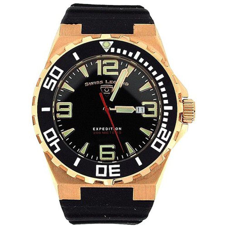 スイスレジェンド Swiss Legend 男性用 腕時計 メンズ ウォッチ ブラック 10008-RG-01-BB 送料無料 【並行輸入品】