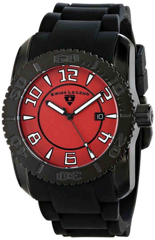 スイスレジェンド Swiss Legend 男性用 腕時計 メンズ ウォッチ レッド 20068-BB-05 送料無料 【並行輸入品】