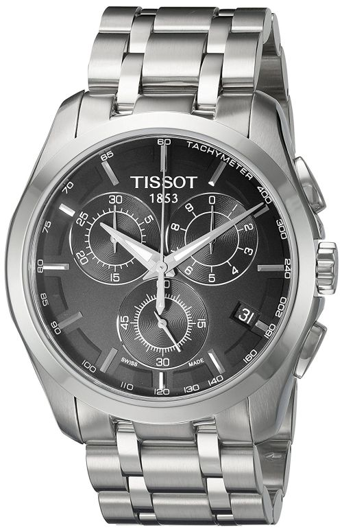 ティソ Tissot 男性用 腕時計 メンズ ウォッチ ブラック T0356171105100 送料無料 【並行輸入品】