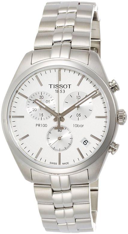 ティソ Tissot 男性用 腕時計 メンズ ウォッチ シルバー T1014171103100 送料無料 【並行輸入品】
