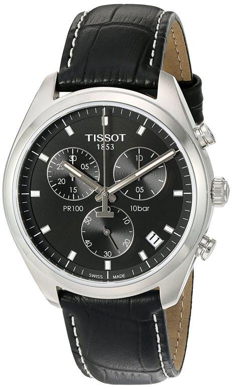 ティソ Tissot 男性用 腕時計 メンズ ウォッチ ブラック T1014171605100 送料無料 【並行輸入品】
