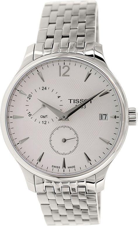 ティソ Tissot 男性用 腕時計 メンズ ウォッチ シルバー T0636391103700 送料無料 【並行輸入品】