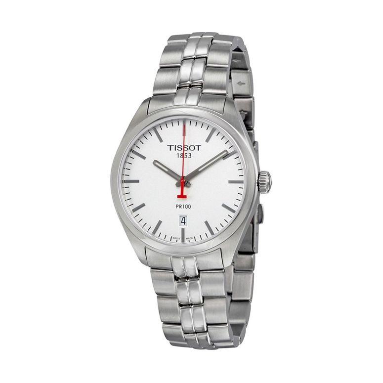 ティソ Tissot 男性用 腕時計 メンズ ウォッチ シルバー T1014101103101 送料無料 【並行輸入品】