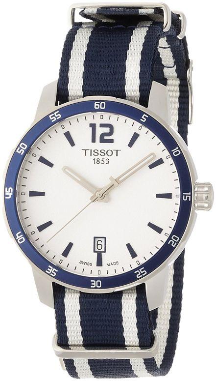 ティソ Tissot 男性用 腕時計 メンズ ウォッチ ホワイト T0954101703701 送料無料 【並行輸入品】