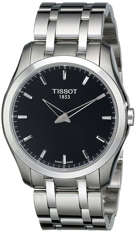 ティソ Tissot 男性用 腕時計 メンズ ウォッチ ブラック T0354461105100 送料無料 【並行輸入品】