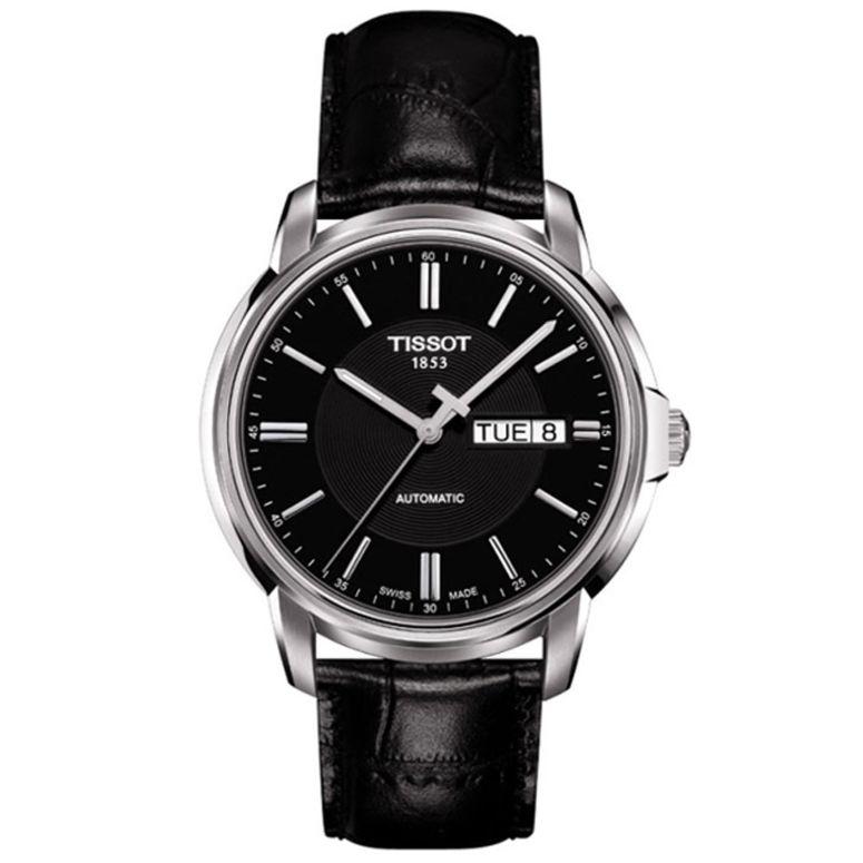 ティソ Tissot 男性用 腕時計 メンズ ウォッチ ブラック T0654301605100 送料無料 【並行輸入品】