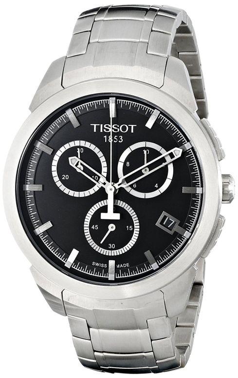 ティソ Tissot 男性用 腕時計 メンズ ウォッチ ブラック T0694174405100 送料無料 【並行輸入品】