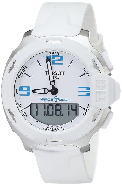 ティソ Tissot 男性用 腕時計 メンズ ウォッチ ホワイト T0814201701701 送料無料 【並行輸入品】