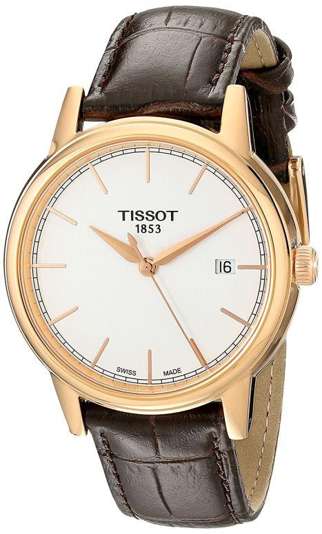 ティソ Tissot 男性用 腕時計 メンズ ウォッチ ホワイト T0854103601100 送料無料 【並行輸入品】