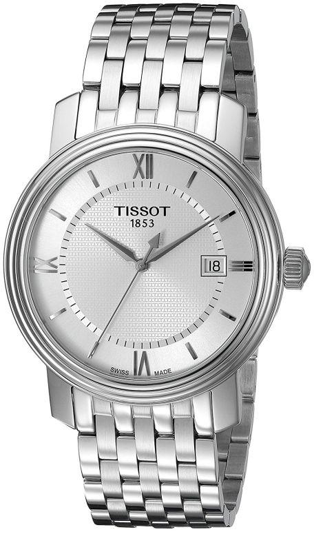 ティソ Tissot 男性用 腕時計 メンズ ウォッチ シルバー T0974101103800 送料無料 【並行輸入品】