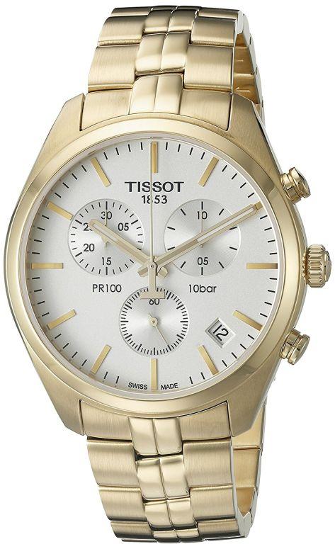 ティソ Tissot 男性用 腕時計 メンズ ウォッチ ホワイト T1014173303100 送料無料 【並行輸入品】
