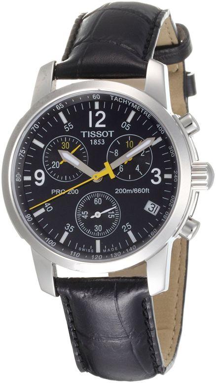 ティソ Tissot 男性用 腕時計 メンズ ウォッチ ブラック T17152652 送料無料 【並行輸入品】