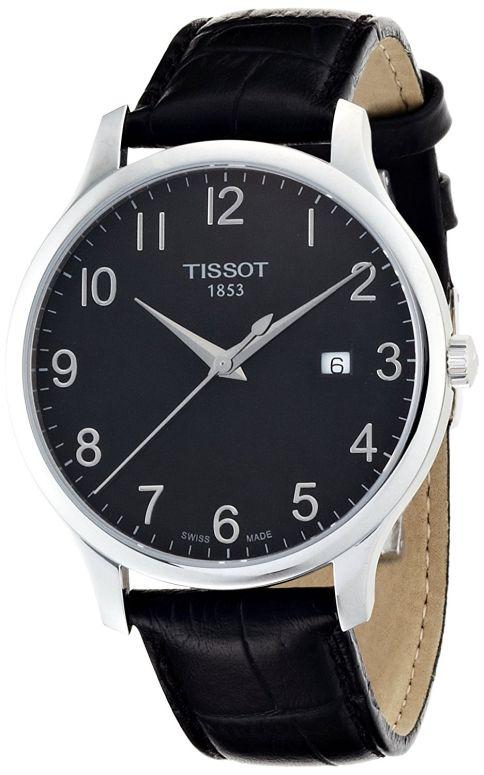 ティソ Tissot 男性用 腕時計 メンズ ウォッチ ブラック TIST0636101605200 送料無料 【並行輸入品】