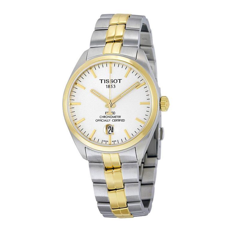 ティソ Tissot 男性用 腕時計 メンズ ウォッチ シルバー T101.408.22.031.00 送料無料 【並行輸入品】