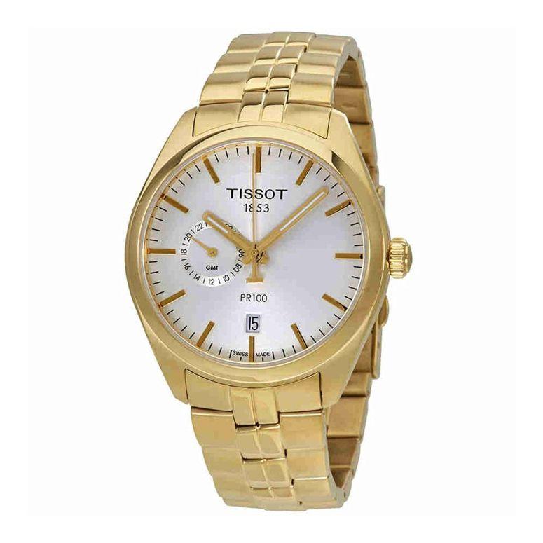 ティソ Tissot 男性用 腕時計 メンズ ウォッチ シルバー T1014523303100 送料無料 【並行輸入品】