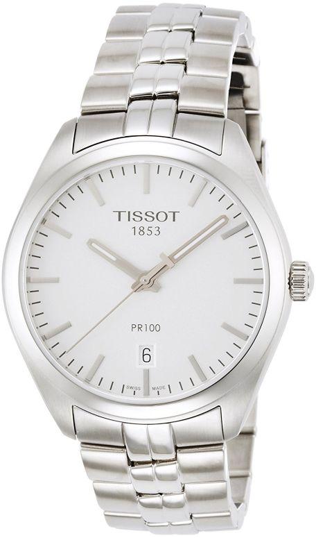 ティソ Tissot 男性用 腕時計 メンズ ウォッチ シルバー T1014101103100 送料無料 【並行輸入品】