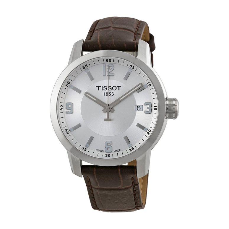 ティソ Tissot 男性用 腕時計 メンズ ウォッチ シルバー T055.410.16.037.00 送料無料 【並行輸入品】