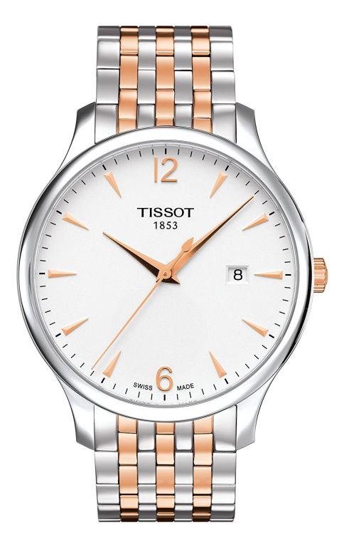 ティソ Tissot 男性用 腕時計 メンズ ウォッチ シルバー T063.610.22.037.01 送料無料 【並行輸入品】