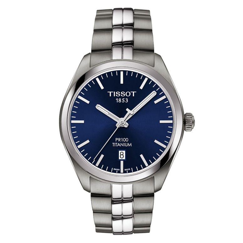 ティソ Tissot 男性用 腕時計 メンズ ウォッチ ブルー T101.410.44.041.00 送料無料 【並行輸入品】