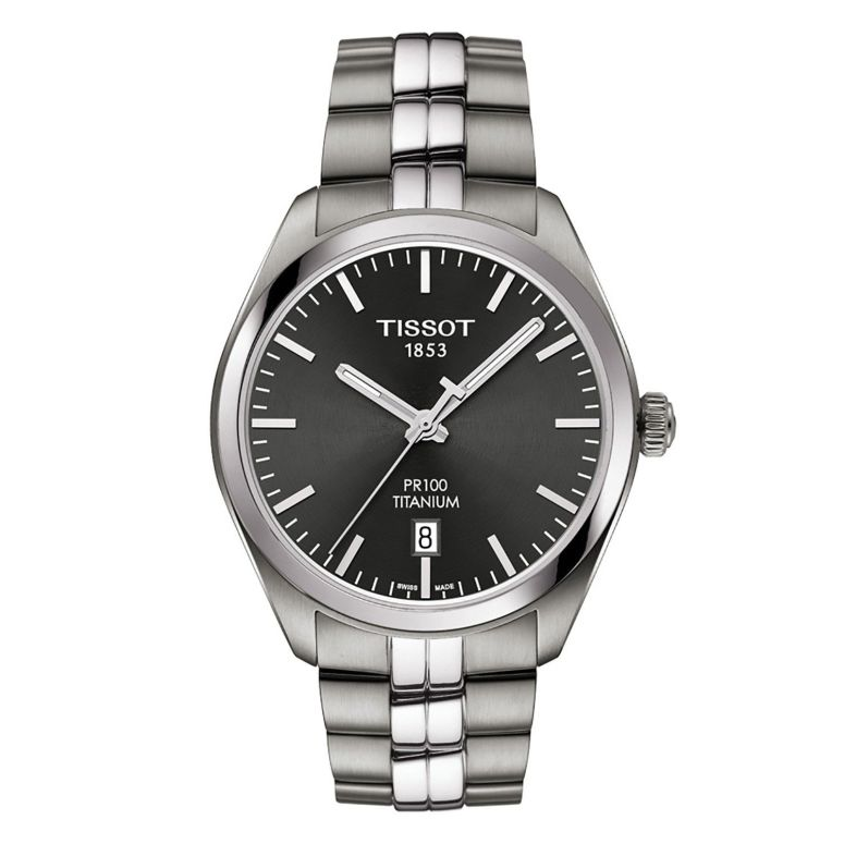 ティソ Tissot 男性用 腕時計 メンズ ウォッチ ブラック T101.410.44.061.00 送料無料 【並行輸入品】