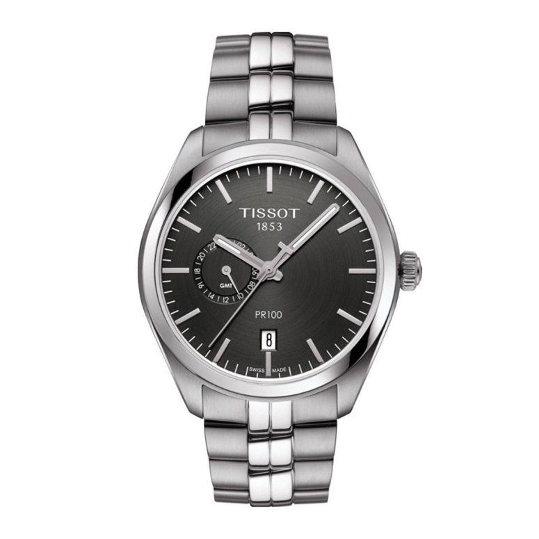 ティソ Tissot 男性用 腕時計 メンズ ウォッチ ブラック T101.452.11.061.00 送料無料 【並行輸入品】