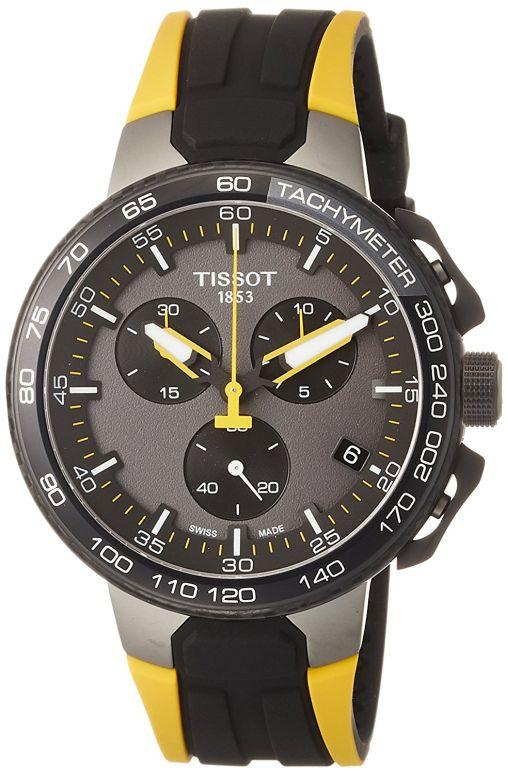 ティソ Tissot 男性用 腕時計 メンズ ウォッチ ブラック T1114173744100 送料無料