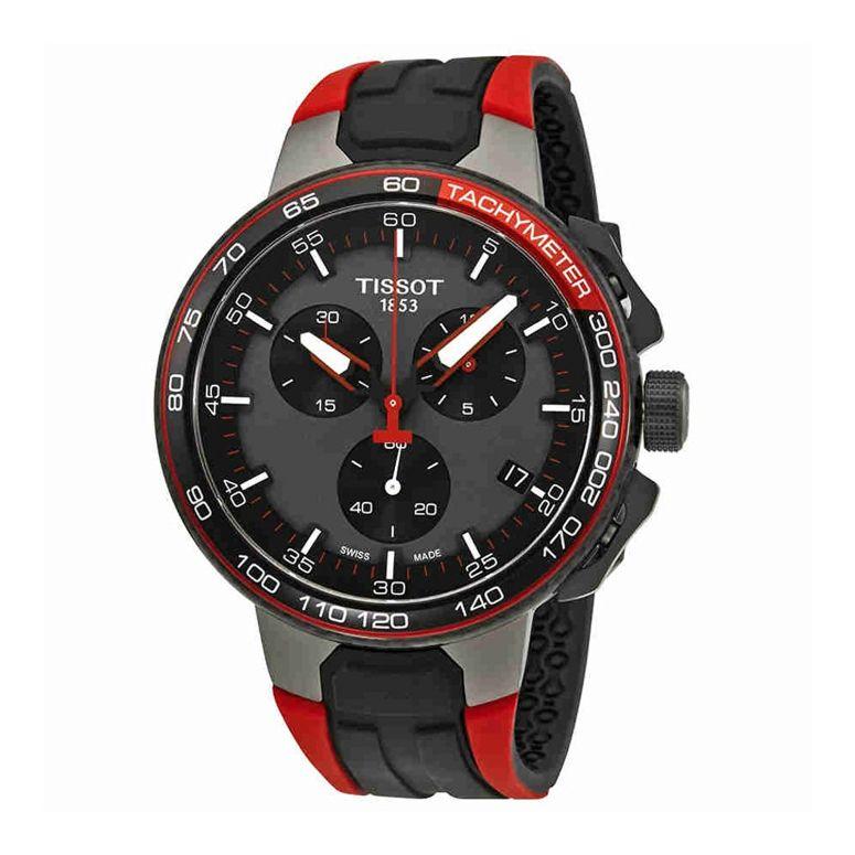ティソ Tissot 男性用 腕時計 メンズ ウォッチ ブラック T111.417.37.441.01 送料無料