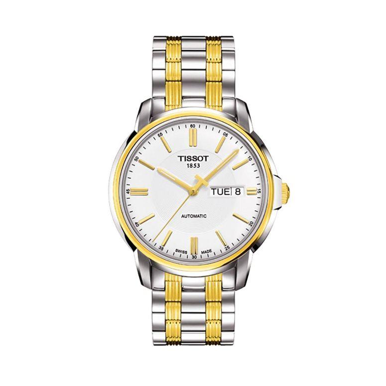 ティソ Tissot 男性用 腕時計 メンズ ウォッチ ホワイト T065.430.22.031.00 送料無料 【並行輸入品】