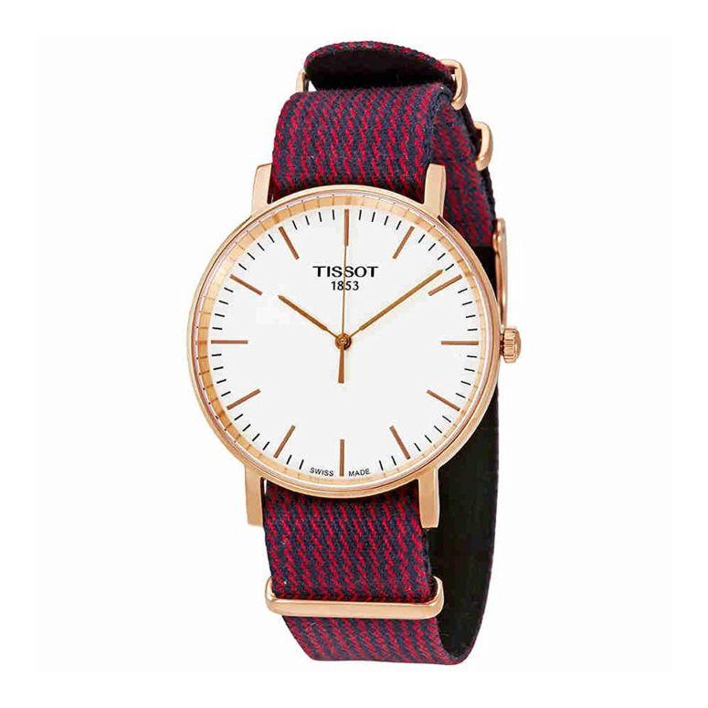 ティソ Tissot 男性用 腕時計 メンズ ウォッチ シルバー T109.410.38.031.00 送料無料 【並行輸入品】
