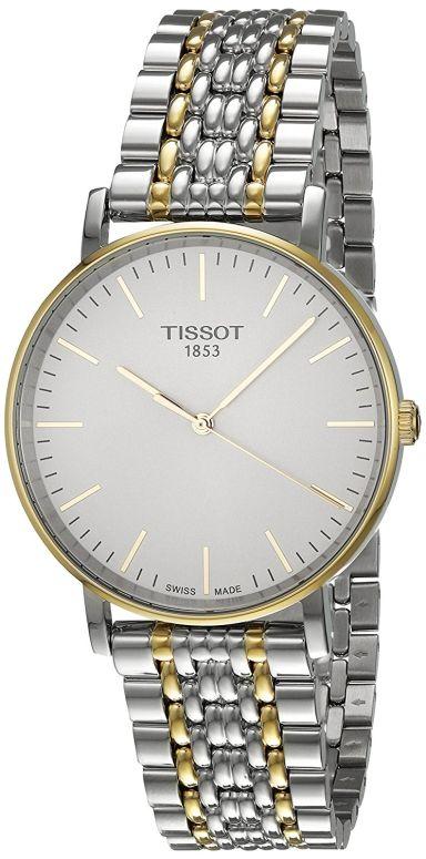 ティソ Tissot 男性用 腕時計 メンズ ウォッチ ホワイト T1094102203100 送料無料 【並行輸入品】