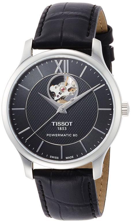 ティソ Tissot 男性用 腕時計 メンズ ウォッチ ブラック T0639071605800 送料無料 【並行輸入品】